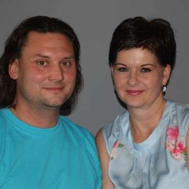Renáta a Radim Syřinkovi